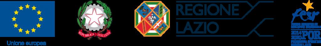 loghi istituzionali progetto FESR
