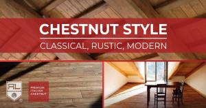 chestnut style - rustic, modern, classical - artena-legnami